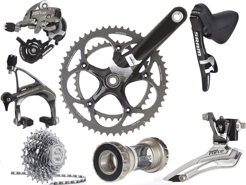 SRAM Force group
