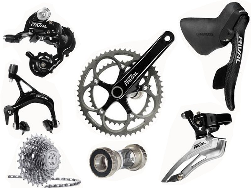SRAM Rival group
